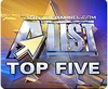 A-List Top Five